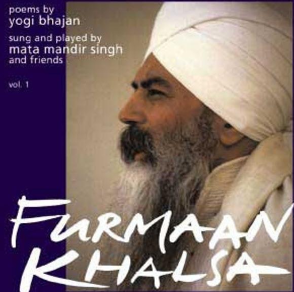 """""""Furmaan Khalsa"""" by Mata Mandir Singh"""