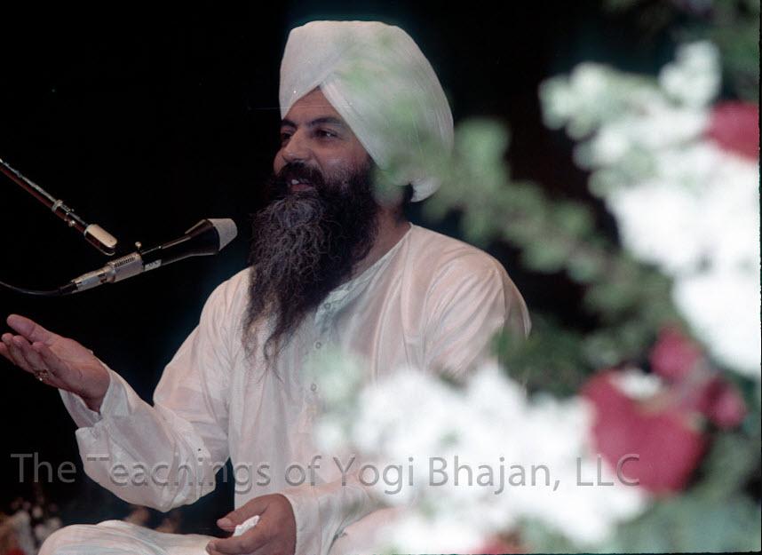 Meeting Yogi Bhajan, Healing and Marrying Karta Purkh Singh