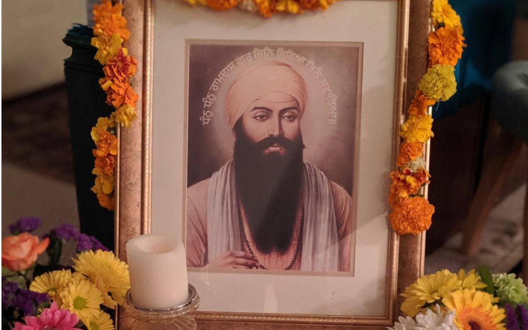 Guru Ram Das is a Friend of Mine