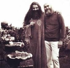 Yogi Bhajan Meets Baba Ram Dass