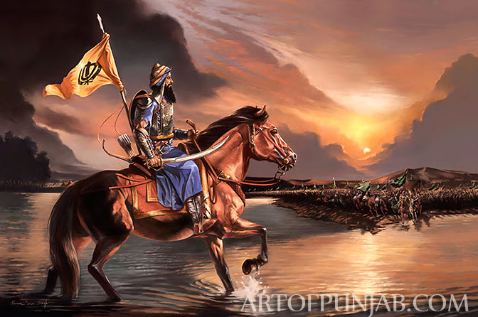 Ode to Guru Gobind Singh