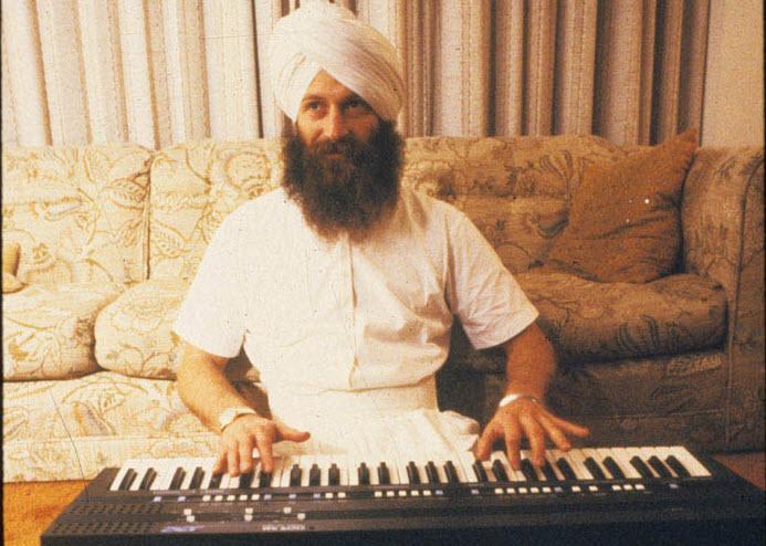 My Musical Collaboration with Yogi Bhajan