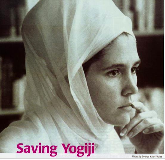 Saving YogiJi