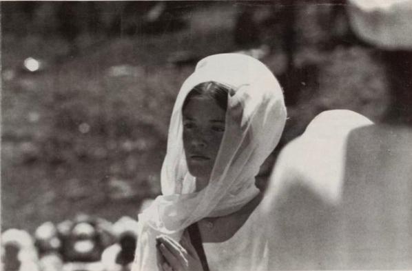 A Sikh Woman