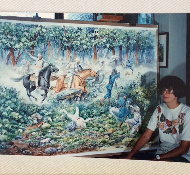 The Paintings of Maria Teresa Jiménez Flores
