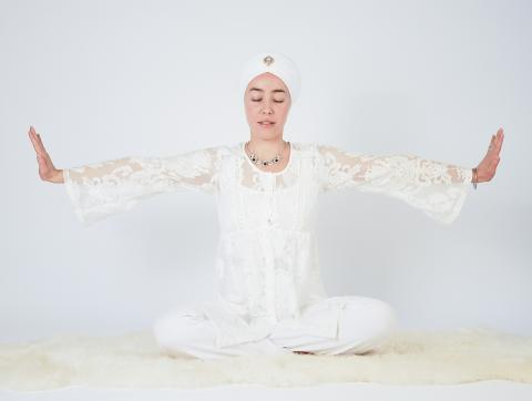 Opening the Heart with the Sat Kartaar Mantra