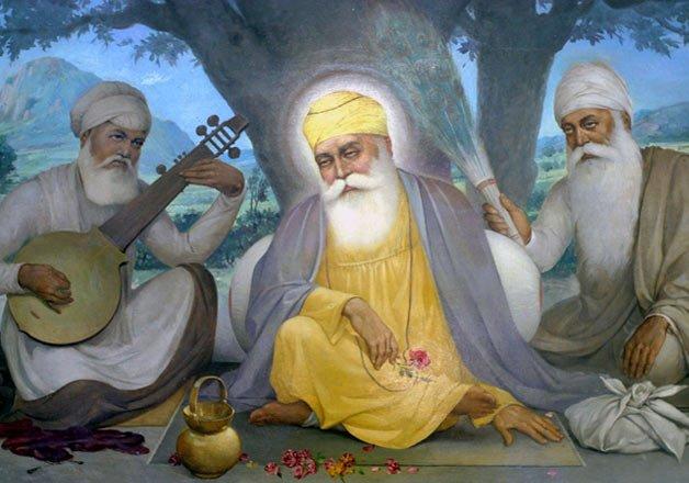 Song of Nanak