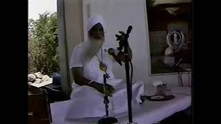 Yogi Bhajan Lecture: In Case of Doubt