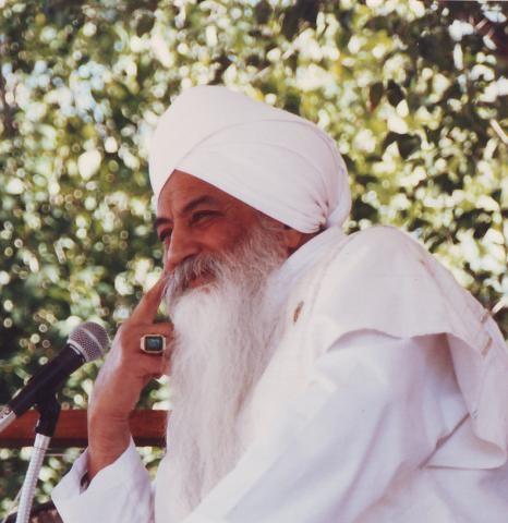 Yogi Bhajan Lecture: Changing Behavior Patterns