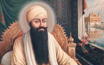 Guru Ram Das & The Throne of Raj Yog