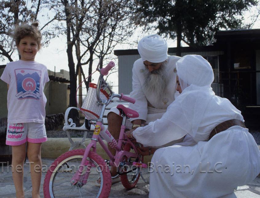 Yogi Bhajan Lecture: Teach Your Children