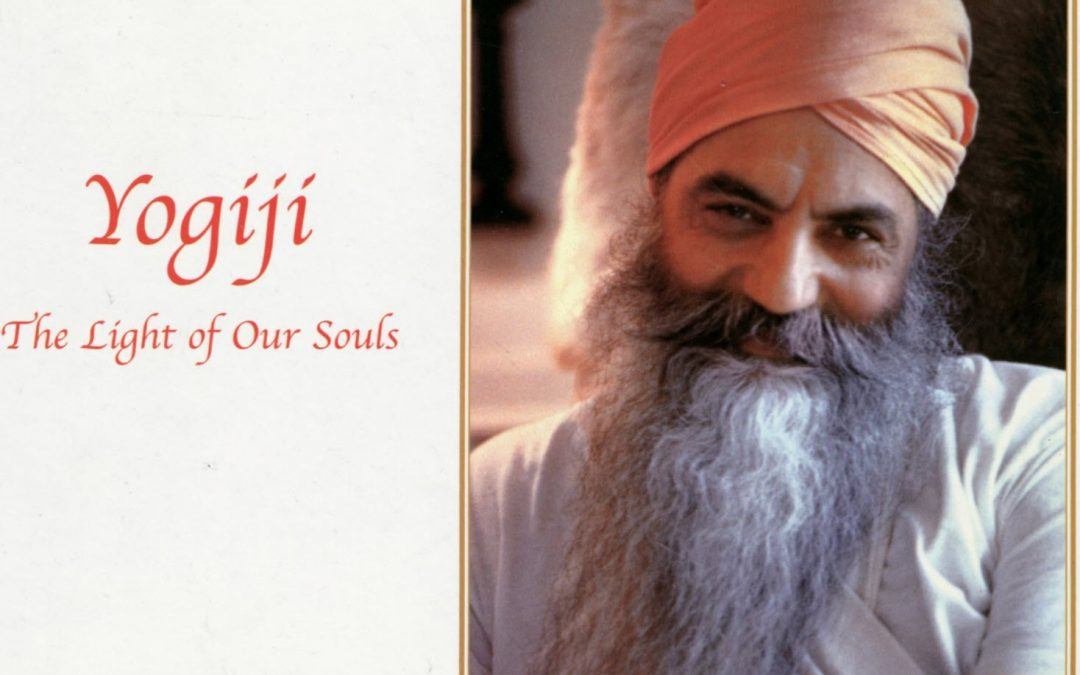 Yogiji – The Light of Our Souls