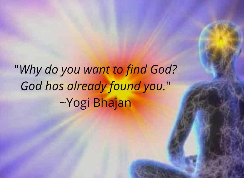 God Has Found You