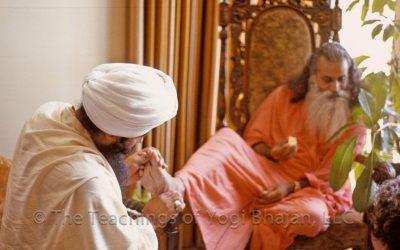 Yogi Bhajan Quotes on Healing (Part 1)