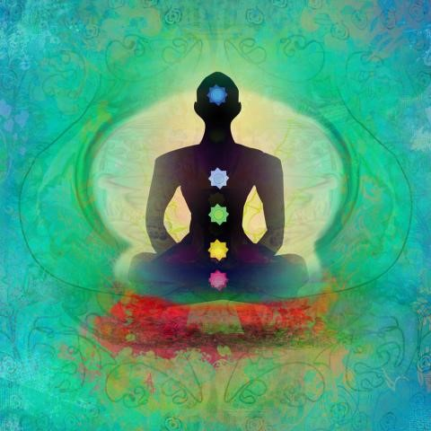 Mantra— the Experience of Self Transcend-dance -the Power is in the Seed